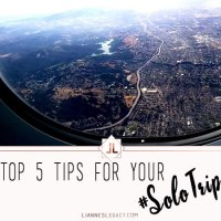 Top 5 Tips for your Solo Trip